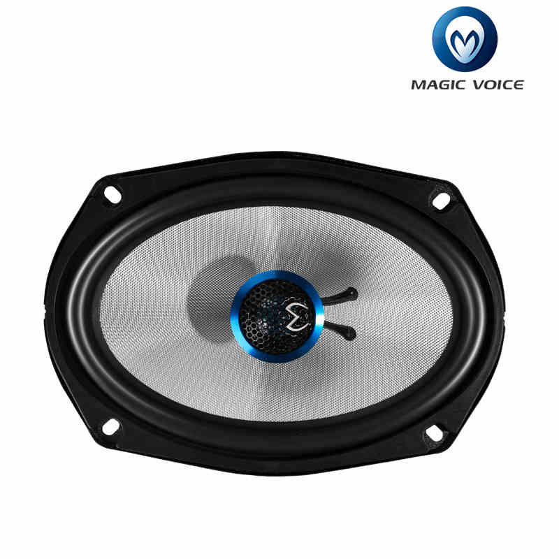 6x9 Auto Loudspeaker Paired Automobile Automotive Car HiFi Coaxial Speaker with Bass & Tweeter Audio Music Speakers for Car цена 2017