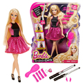 GenuineBarbie Doll Toys Pink Fantasy Hair Suit Barbie Clothes Barbie Accessories Educational Toy Best Birthday Gift For Girls