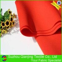 2017 High Quality Kniteed Spandex Drapery Cheap Neoprene Fabric