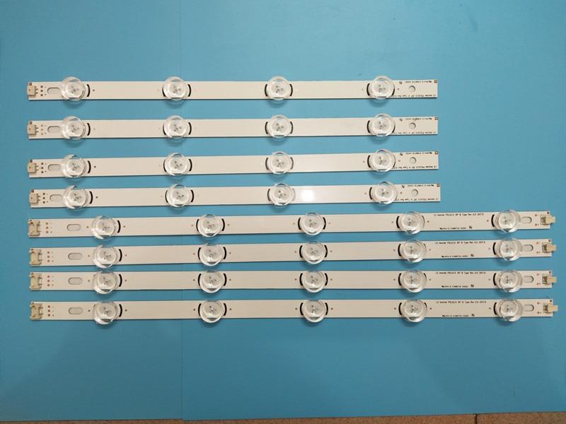 100% ¡Nuevo! Barras de luces de fondo LED de 24 piezas para LG TV 39LN540V 39LN570V 39LA620V innotek HC390DUN POLA2.0 39 pulgadas A B on AliExpress - 11.11_Double 11_Singles' Day 1