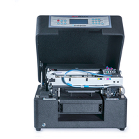 Vendita calda di formato A4 macchine per la produzione di tessuto di stampa digitale t stampante maglietta