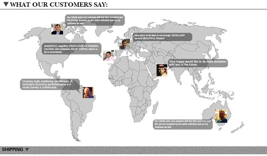 customers say