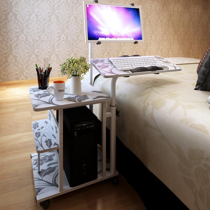 Notebook Dobravel Scrivania Ufficio Office Tafel Bed Escritorio De Oficina Bedside Stand Laptop Mesa Study Table Computer Desk