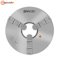 3 jaw lathe chuck 200mm 8'' inch K11 200 SAN OU brand use for lathe milling machine with high quality