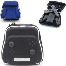 Nintendo anahtarı darbeye dayanıklı cep kılıfı sert paket çantası Nintendo anahtarı NS için Joycon denetleyici koruma EVA Airform kabuk