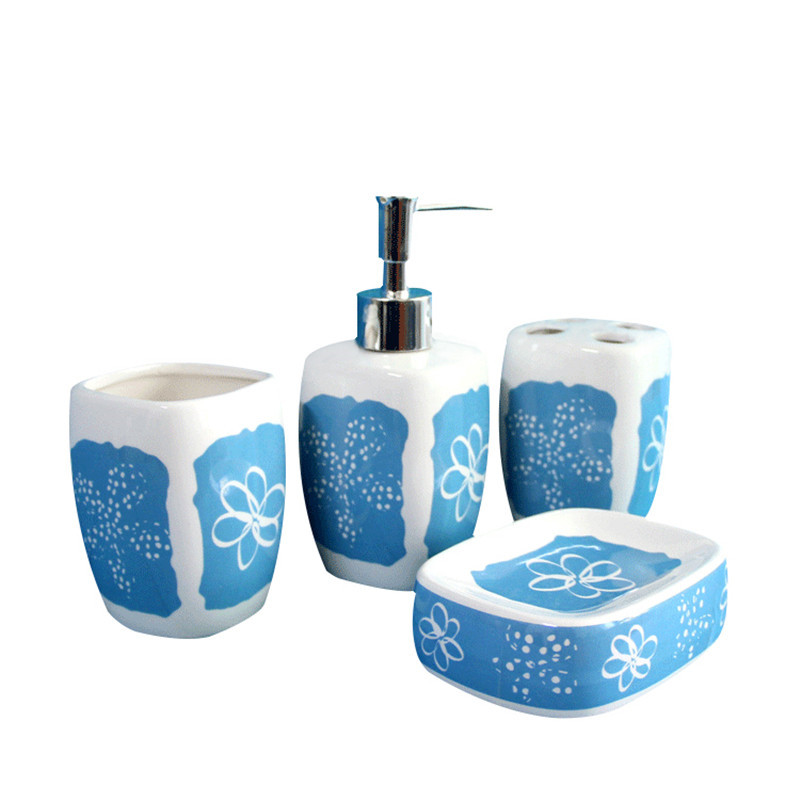 Online Get Cheap Decorative Bathroom Accessories Aliexpress Com