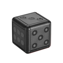 цены Newest Mini Camera SQ16 Dice Camera 1080P HD Motion Video Surveillance Camcorder Action Night Vision Recording Support TF Card