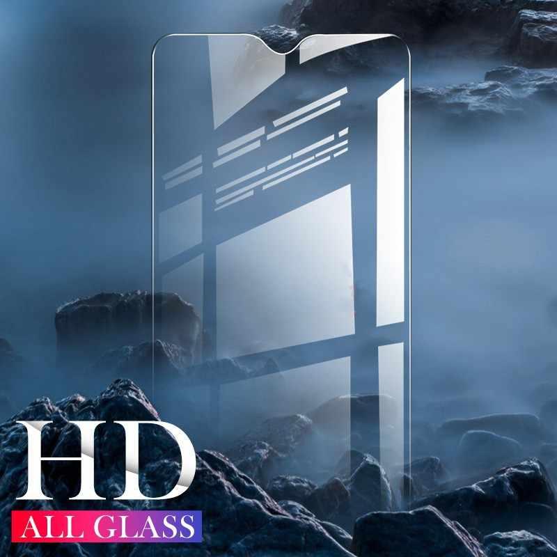 2 قطعة/الوحدة الزجاج المقسى واقي للشاشة لسامسونج غالاكسي A70 A50 A30 A20 A40 A10 A90 A80 A60 M30 M20 M10 انفجار برهان فيلم
