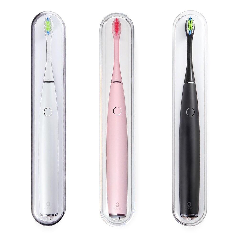 Oclean una automática recargable Sonic cepillo de dientes eléctrico App control inteligente Dental Cuidado de la salud Sonic adultos cepillo de dientes