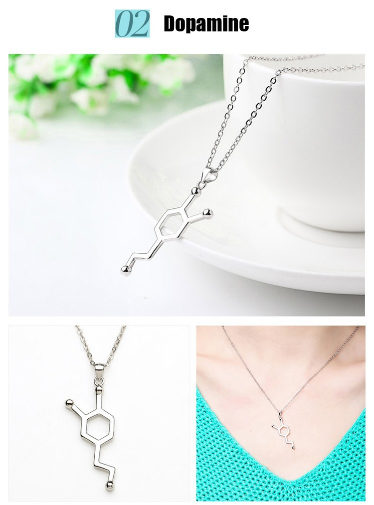 HTB1gRS3GFXXXXctXFXXq6xXFXXXr - Molecular necklace chemical formula geek necklace science students PTC 298