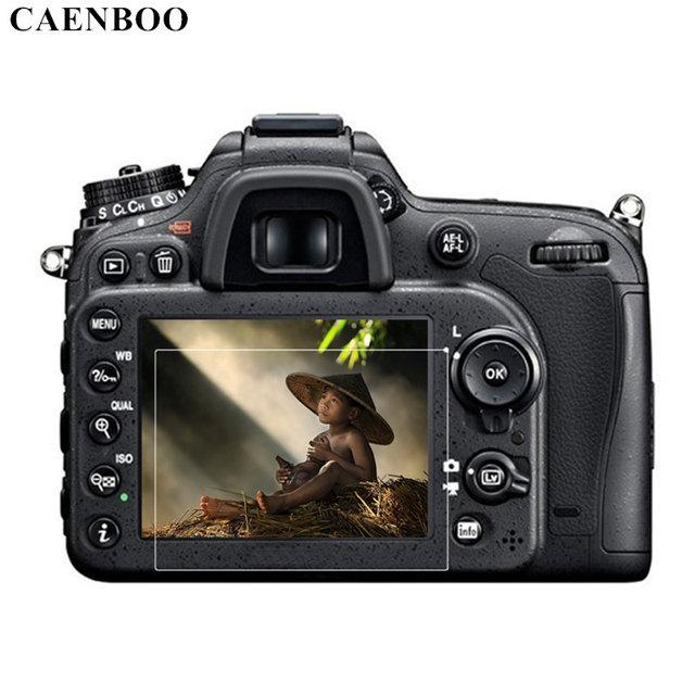Protecteur décran CAENBOO pour Nikon D3100/D3200/D3300 D5100/D5200 D5300/D5500 D7000 9H Film protecteur LCD en verre trempé