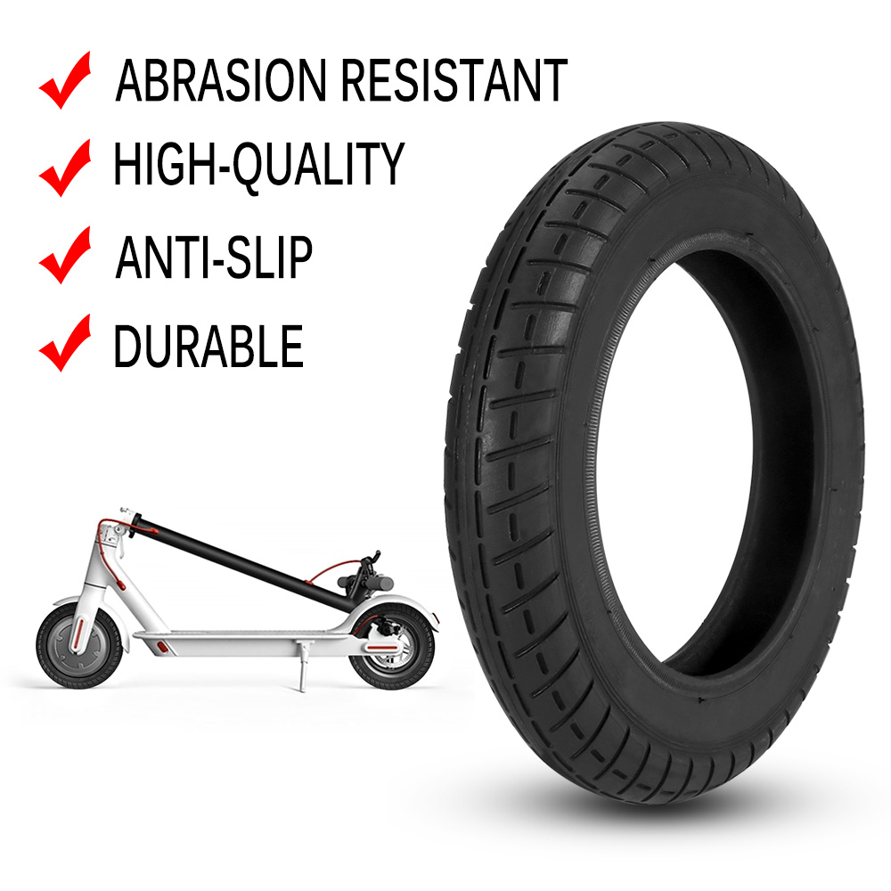 10 Inches Tire for Xiaomi M365 Scooter Tube Outer Durable Explosion-Proof Anti-Skidding for xiao mi Electric Scooter Accessories(China)