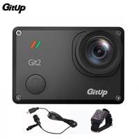 Gitup Git2 Pro Novatek 96660 1080P WiFi 2K Outdoor Sports Action Camera 16MP Mini Camcorder Microphone