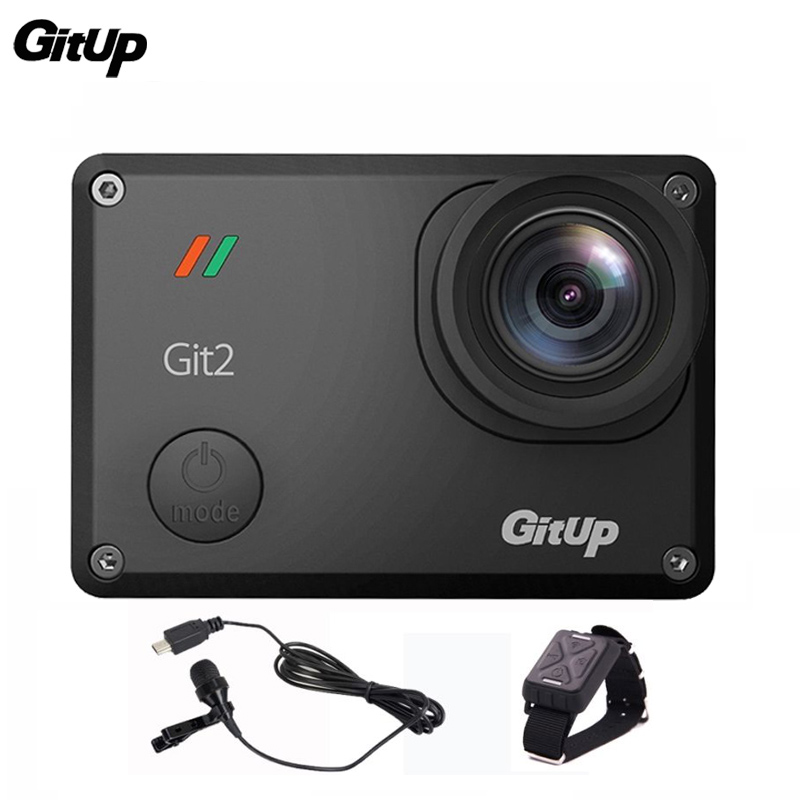 Gitup Git Pro Novatek P WiFi K Outdoor Sports Action Camera MP