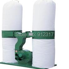 Три pahse AC380V 3 кВт деревообрабатывающие Duoble мешки деревянный пылесборник
