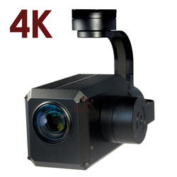 Объектное отслеживание БПЛА Gimbal камера 25x zoom HD 4 K Дрон камера