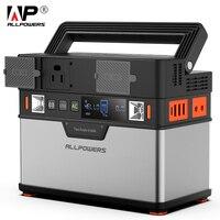 Все power S 110 V power Bank 100500 mAh портативный генератор электростанция AC/DC/USB источник питания с несколькими выходами аккумуляторная батарея ИБП.