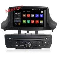 2G RAM 2DIN Android 7 1 Car DVD Radio Stereo For Renault Megane 3 Fluence 2009