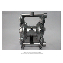 304 Stainless Steel Air operated Pneumatic diaphragm pump QBK-40