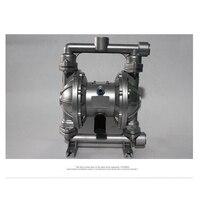 PP материал PTFE пластиковый Воздушный пневматический мембранный насос QBK 15