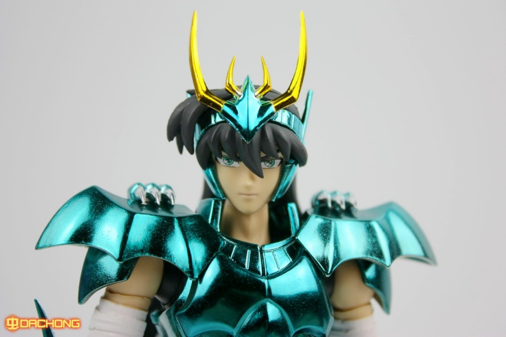 COMIC CLUB INSTOCK GreatToys Grote speelgoed EX brons Saint dragon Shiryu V3 metal armor Mythe Doek Action Figure-in Actie- & Speelgoedfiguren van Speelgoed & Hobbies op  Groep 2