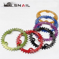 snail-bicycle-crank-104bcd-cycling-round-32t-34t-chainring-narrow-wide-ultralight-mtb-bike-chainwheel-circle-crankset-plate
