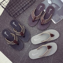 2019 Summer Sandals Men Outdoor Flat Flip Flops for Women Beach Sandals Slippers Unisex Fashion Comfortable Platform Flip-Flops цены онлайн