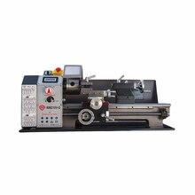 WM210V-G 600 w speed high power machine tool metal lathe / all steel lathe machine with switch control 1pc