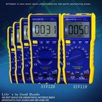 MECHANIC automatic multimeter electrician repair mini digital display universal table SIV series