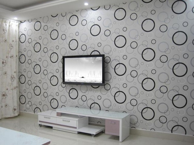 Home Decor Photo Murals Wallpaper Roll Bedroom Sofa Tv Chinese Self Adhesive Waterproof For
