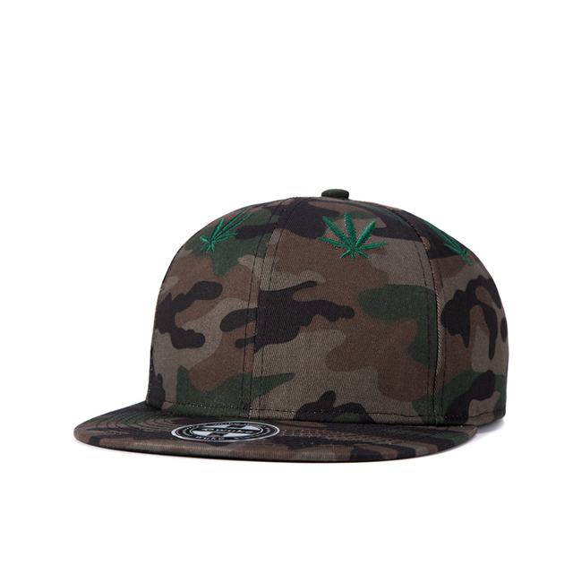c0c361024 US $6.6  HATLANDER Camouflage snapback polyester cap blank flat camo  baseball cap with no embroidery mens cap and hat for men and women-in Men's  ...