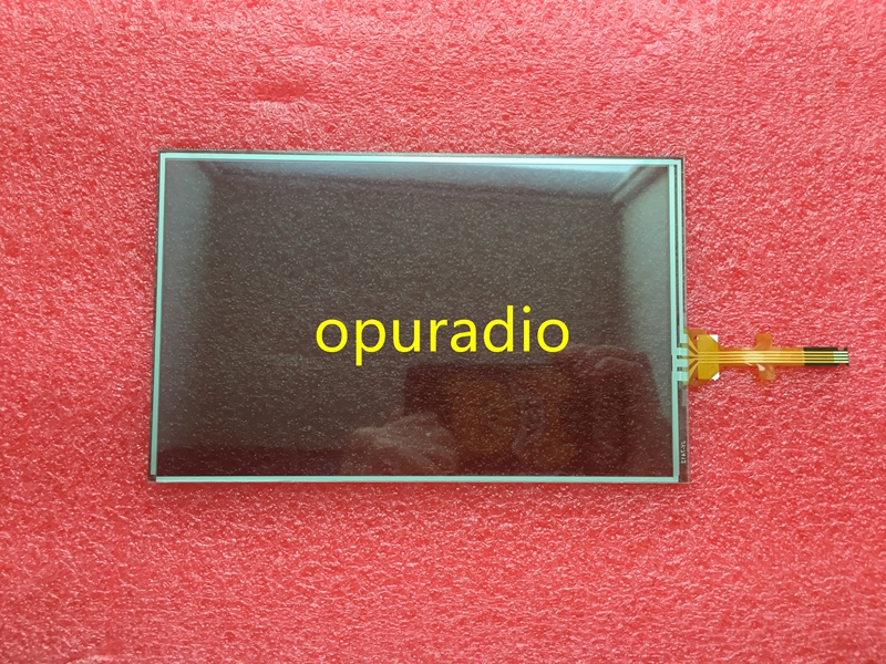 Lens Glass Digitizer Touch-Screen Peugeot Citroen C5 7inch DVD Black For 208/2008/308