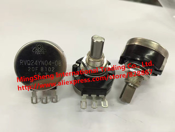 Original new 100% RVQ24YN04-06 20F B102 1K import single potentiometer (SWITCH)