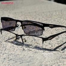WEARKAPER Multi Focale Progressive Fotocromatiche Occhiali Da Lettura Uomini Commerciale Diottrica Occhiali Presbiti Occhiali gafas de lectura