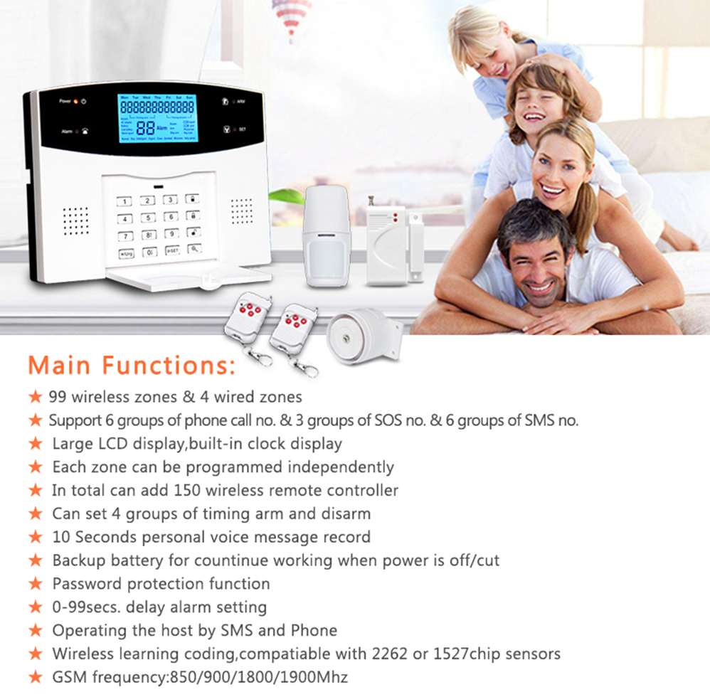 GSM PSTN ALARM KIT (11)1