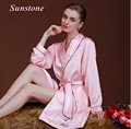 Hot Sexy Women Silk Satin Robe  Bridesmaid Kimono Robes Lingeriet Sleepwear Nightgown Bathrobe Dressing Gowns For Women