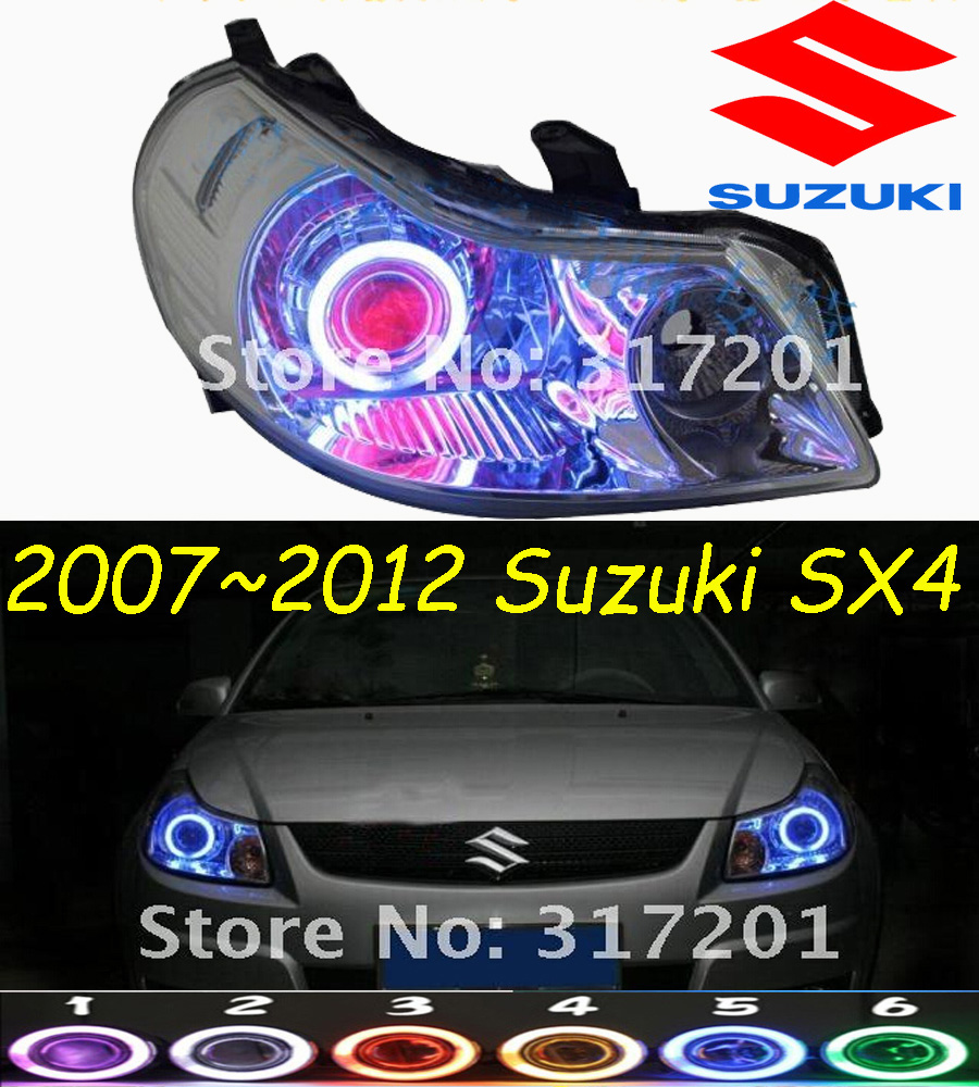 цены Suzuke SX4 headlight,2007~2012 (Fit for LHD&RHD),Free ship! SX4 fog light,swift,alto,SX 4