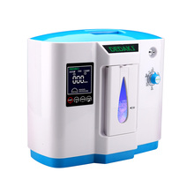 220V 6L Large Flow Portable Medical Oxygen Concentrator Generator