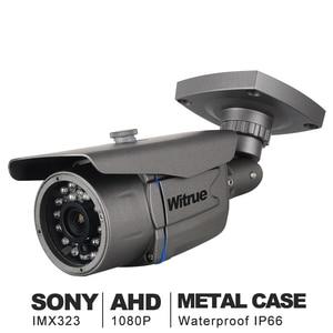 Image 1 - AHD Camera1080P Surveillance Camera Sony IMX323 20M Night Vision CCTV Camera IR Outdoor Waterproof Security Camera