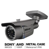 AHD Camera1080P Surveillance Camera Sony IMX323 20M Night Vision CCTV Camera IR Outdoor Waterproof Security Camera