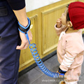 1 Unid Nacido Bebé Kids Correa de Arnés de Seguridad Del Niño Perdido Anti Enlace de Pulsera de la Cuerda de Tracción