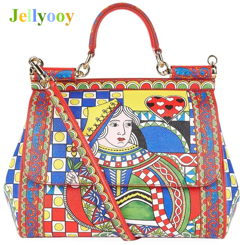 Super Luxury Italy Brand Women Handbags Sicily Ethnic Bag Genuine Leather Casual Tote Platinum Bags Lady Shoulder Messenger Bags постельное белье унисон постельное белье реми 2 спал