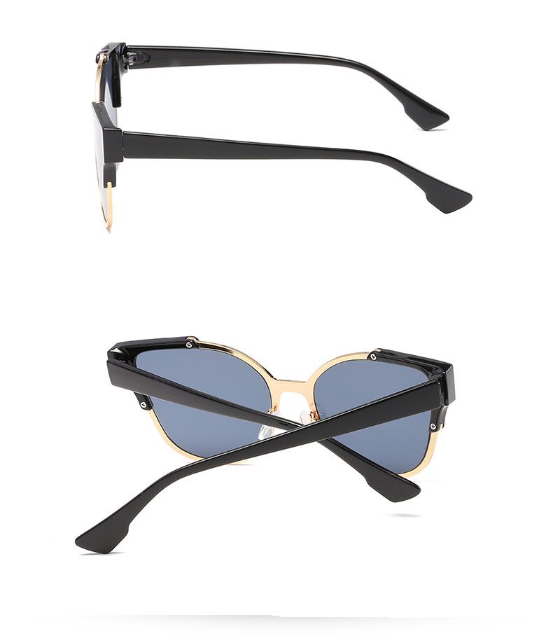 HTB1gRa6QVXXXXcwXFXXq6xXFXXX8 - Women Cat Eye Luxury Fashion Designer Mirror Sunglasses