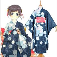Kamisama Kiss Kamisama Hajimemashita Love Nanami Momozono Japanese cosplay costume uniform robe kimono
