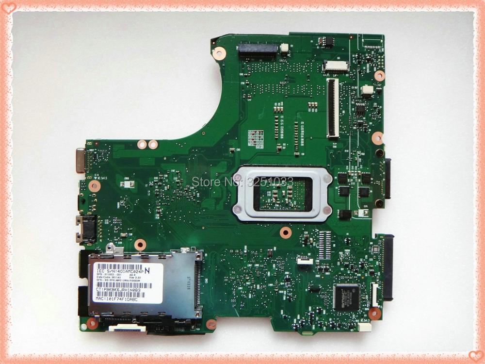 For HP Compaq 325 425 625 AMD Motherboard 611803-001 100/%Tested