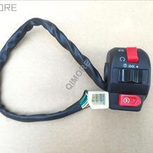 Скутер мопед 9-контактный разъем правый руль управления переключатель с выключатель для GY6 B08 Солнечный передние и задние дисковые тормоза электрические скутеры