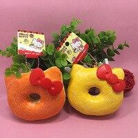 6pcs lot rare jumbo hello kitty donut squishy rare wholesale kawaii food squishies cute cellphone charm.jpg 200x200