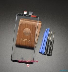 Image 5 - Für Samsung Galaxy S8 S8 plus G950 G955 Frontscheibe LCD Glas Objektiv Outer Glas Reparatur Ersatz Front Glas