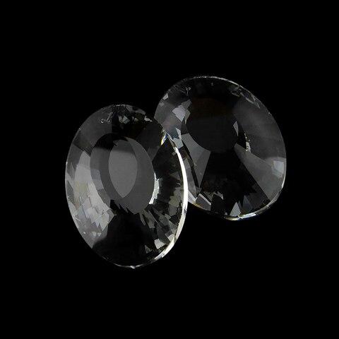 prismas de cristal pingente para pecas do