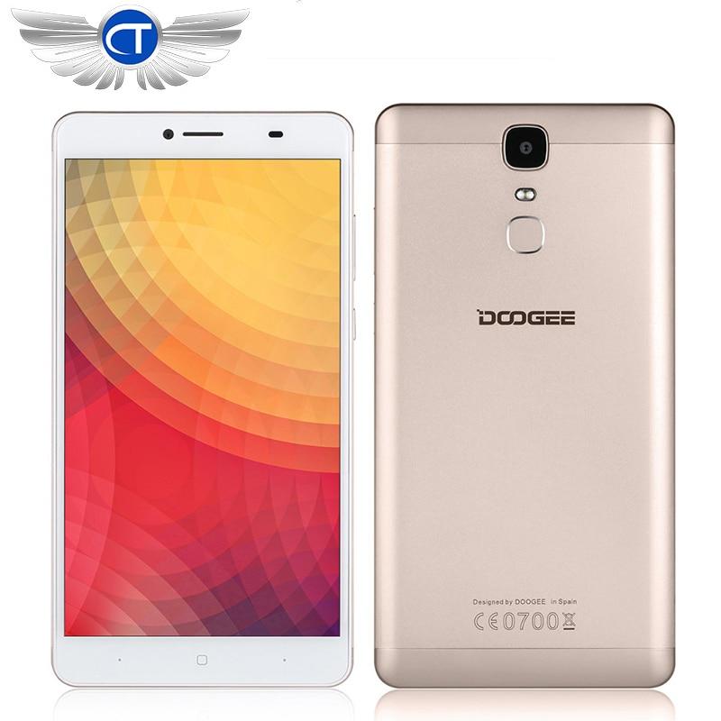 DOOGEE Y6 Max 3D/ Y6 Max Android 6.0 6.5″ 4G Smartphone MTK6750 Octa Core 1.5GHz 3GB 32GB 13.0MP Fingerprint ID Dual SIM 4300mAh